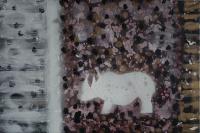 Rhino - Acryl-Spray 40x60cm